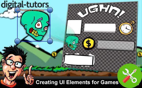 Creating UI Elements for Games in Unity