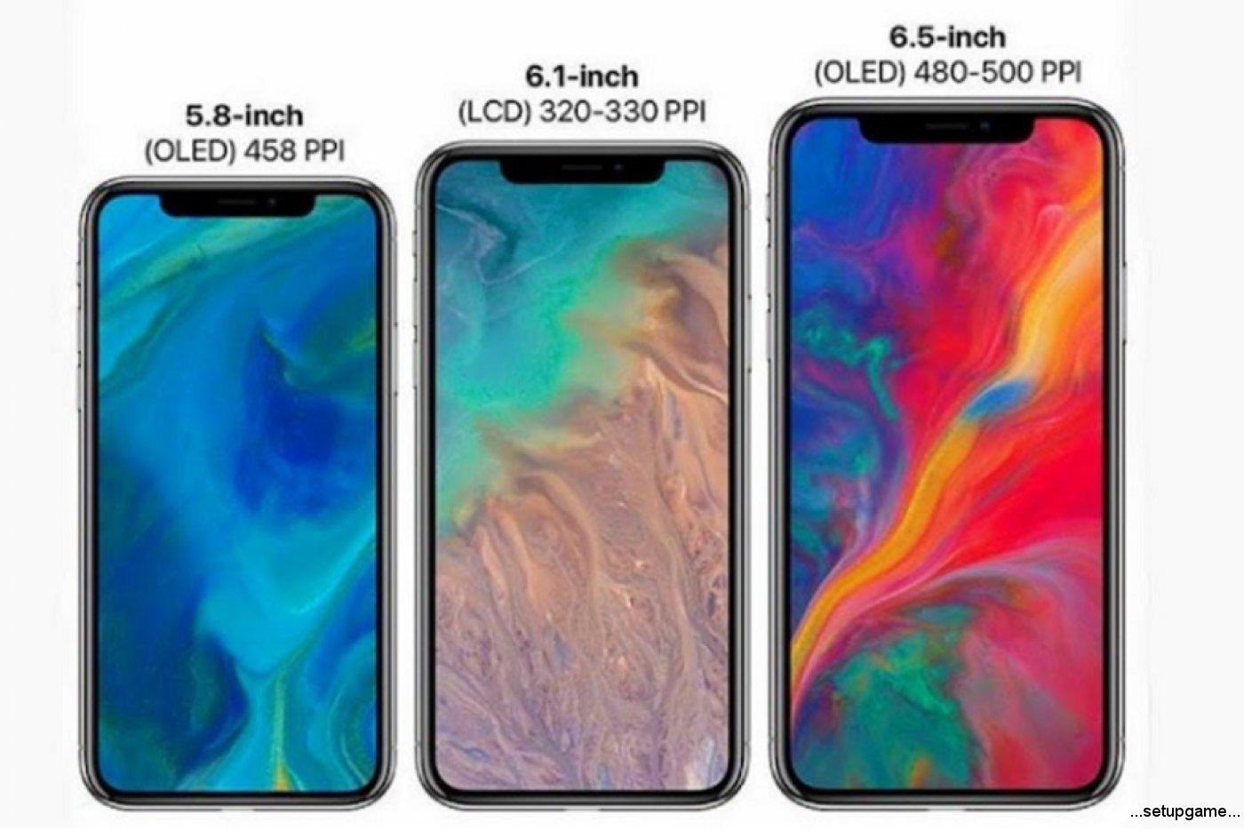 آیفون 6.1 اینچی با نمایشگر LCD احتمالاً 849 دلار قیمت خواهد داشت