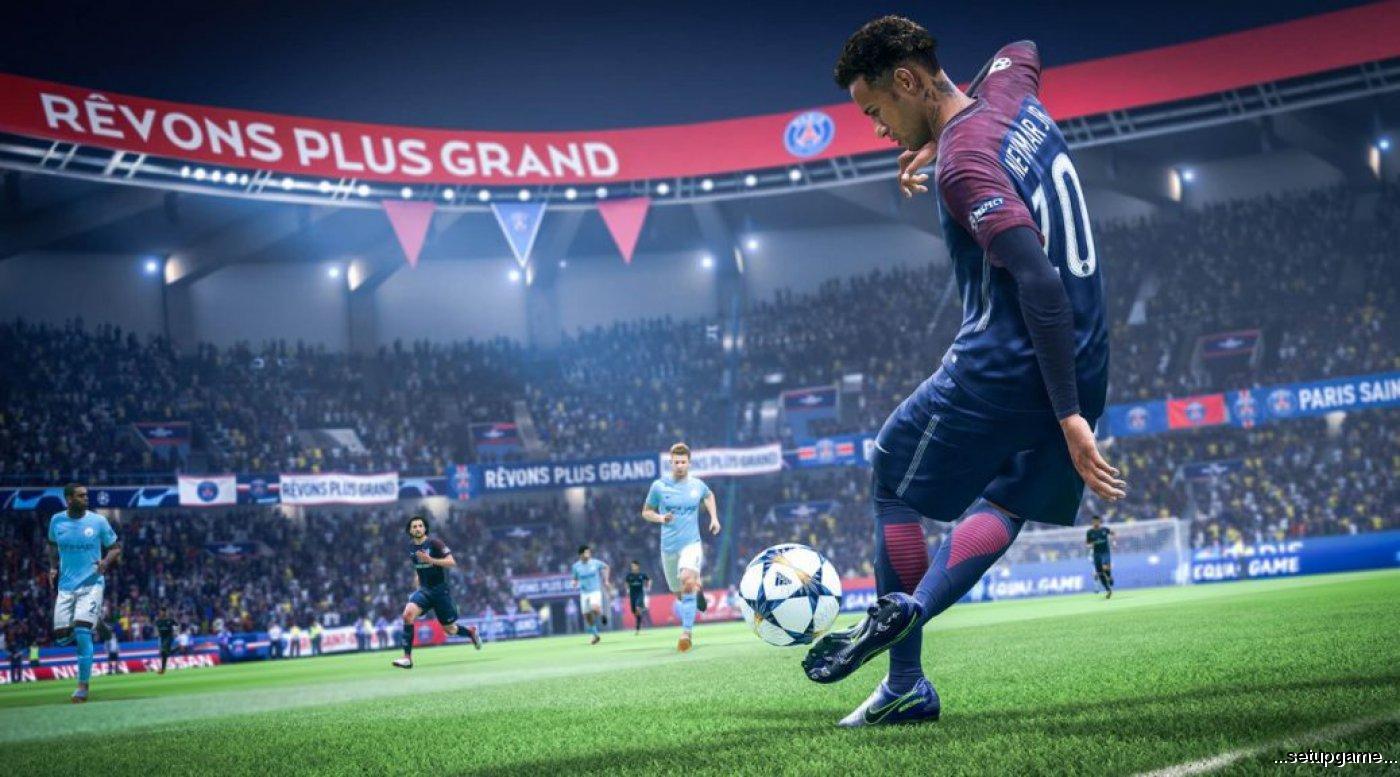 سیستم مورد نیاز بازی FIFA 19 اعلام شد