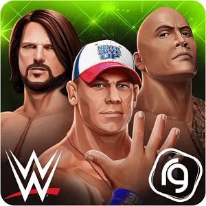 دانلود بازی WWE Mayhem 1.13.358 کشتی کج اندروید