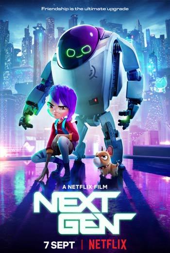 دانلود انیمیشن نکست جن Next Gen 2018_سامان فیلم