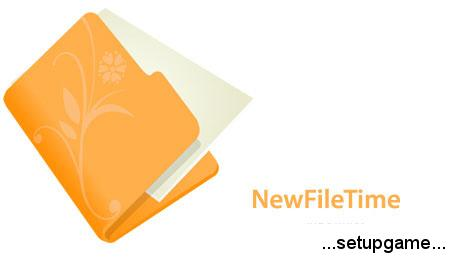 دانلود NewFileTime v3.31 - نرم افزار تغییر زمان ایجاد فایل و پوشه