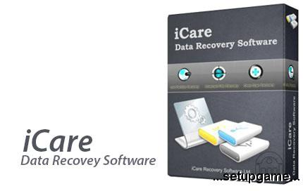 دانلود iCare Data Recovery Pro v8.1.9.2 - نرم افزار بازیابی اطلاعات