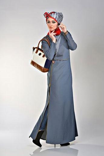 مدلهای مانتو بلند عربی,