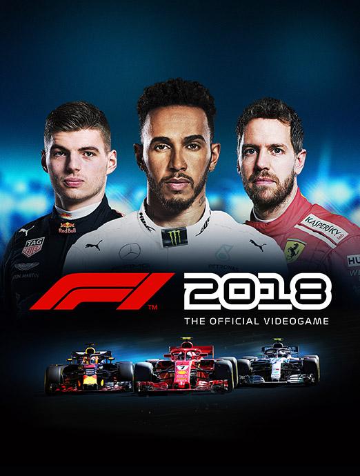 دانلود بازی F1 2018 برای کامپیوتر به همراه کرک CODEX