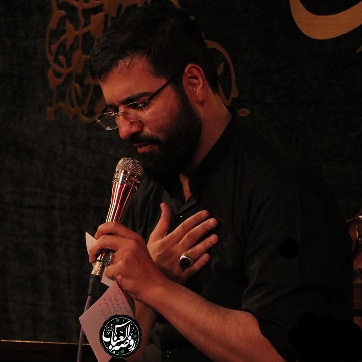 مداحی حسین سیب سرخی (شب عاشورا محرم 97)