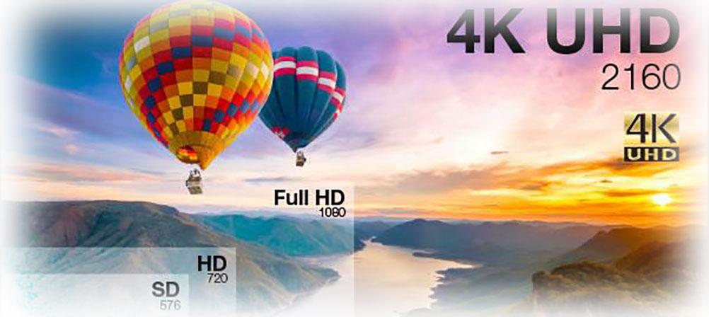 تلویزیون 4K سونی 55X7077F