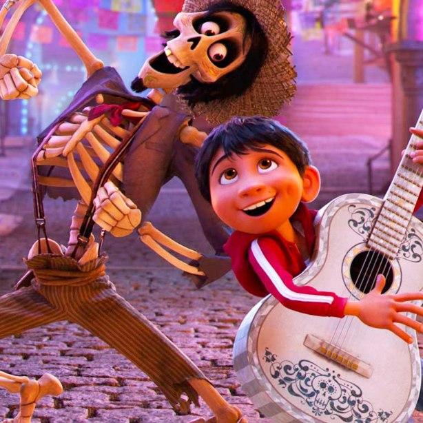 دانلود آهنگ Un Poco Loco انیمیشن کوکو | با کیفیت 320