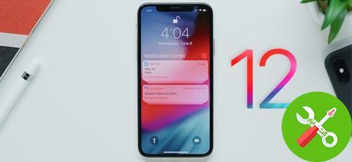 نسخه نهایی iOS 12 برای آیفون
