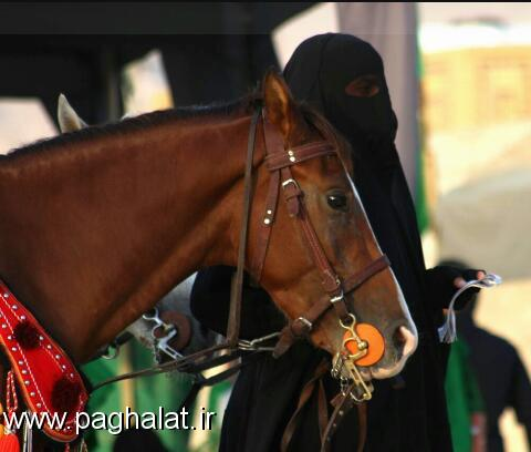 تصاویری از تعزیه روستای پاقلات