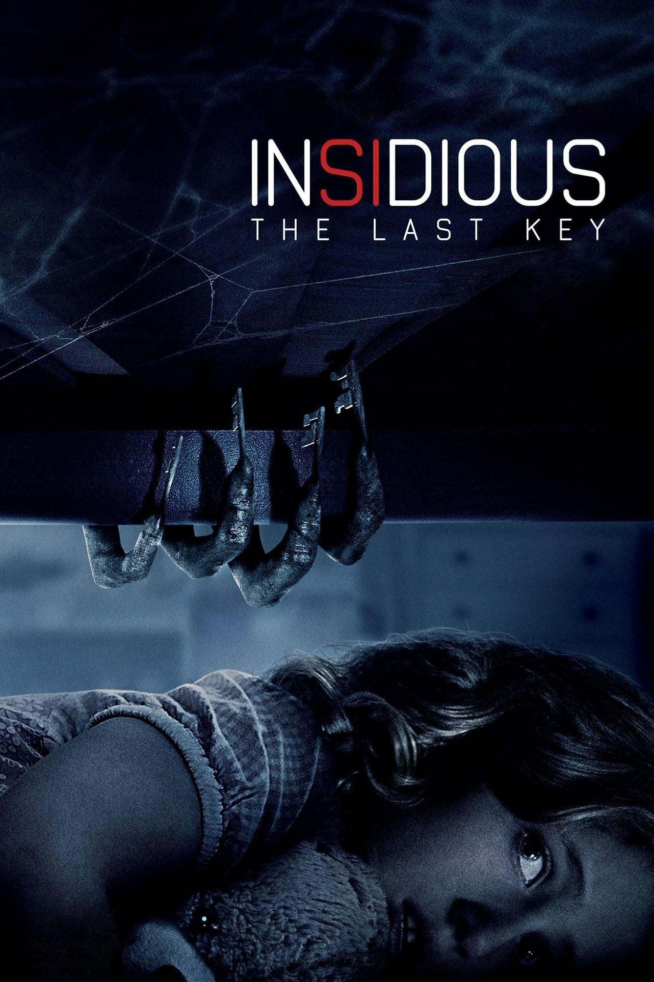 فیلم توطئه آمیز 4 آخرین کلید 2018 Insidious The Last Key