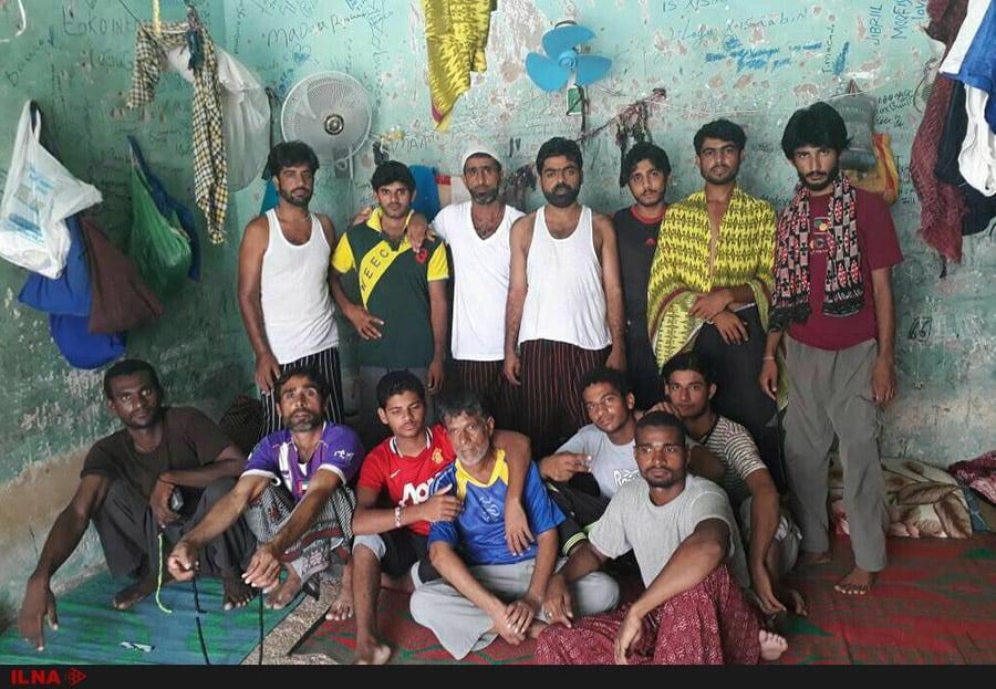 دزدان دریایی سومالی 17 نفر از صیادان ایرانی را آزاد کردند