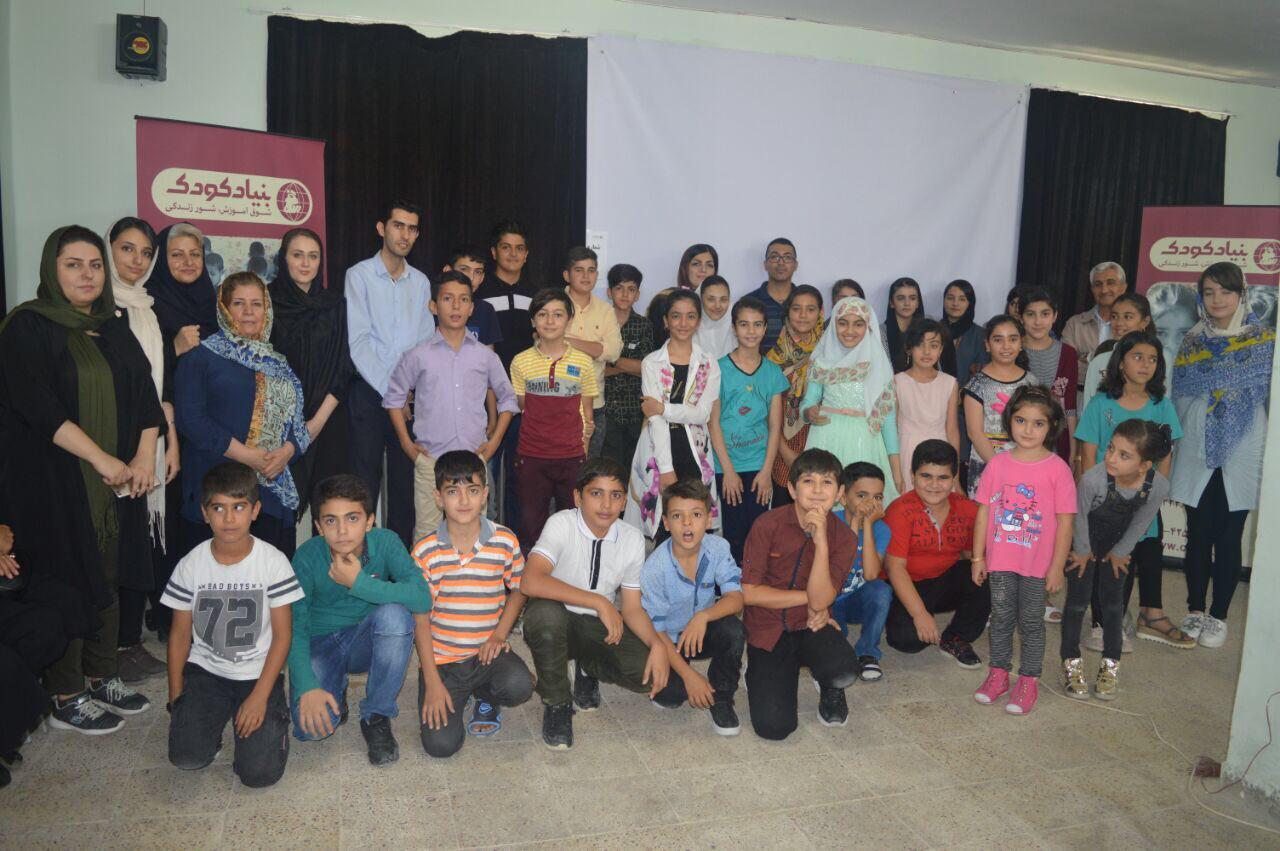 گزارش تصویری اولین دوره کارگاه آموزشی و مسابقه دانش آموزی دومینو