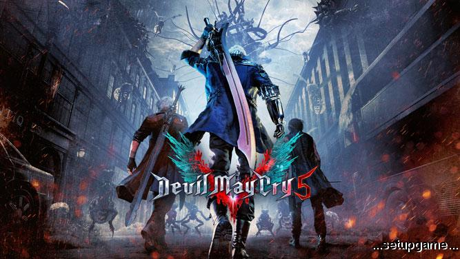 مشخصات سیستم مورد نیاز و پیشنهادی برای اجرای بازی Devil May Cry 5