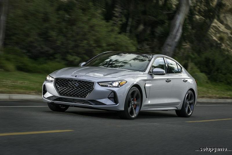 قیمت مدل 2019 جنسیس G70 مشخص شد