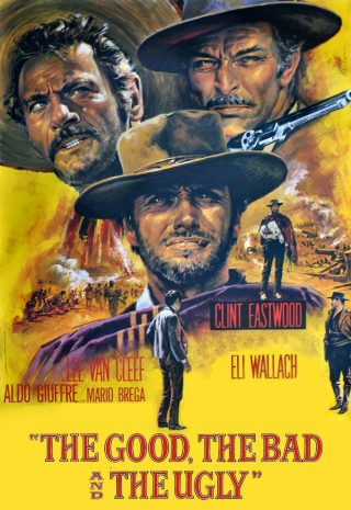 The Good the Bad and the Ugly 1966