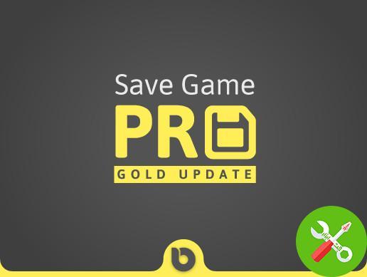 پکیج یونیتی Save Game Pro
