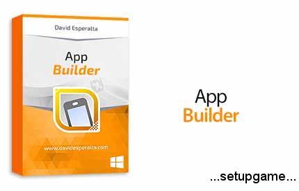 App Builder 2018.120  ساخت سریع و آسان اپلیکیشن موبایل