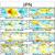 بررسی وضعیت جوی ماه مهر 1397 به طور کلی ! هفته به هفته از دید چند مدل !