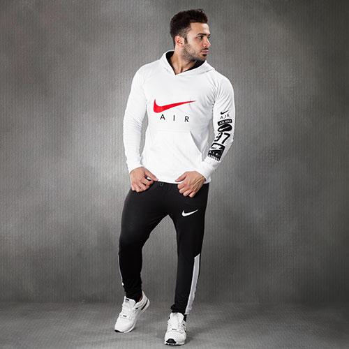 ست سویشرت و شلوار مردانه Nike مدل Kana با تخفیف 55,000 تومان