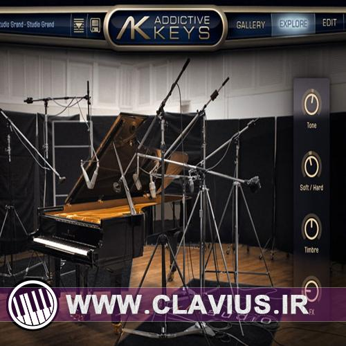 دانلود ساز مجازی XLN Audio Addictive Keys Complete v1.1.4 win