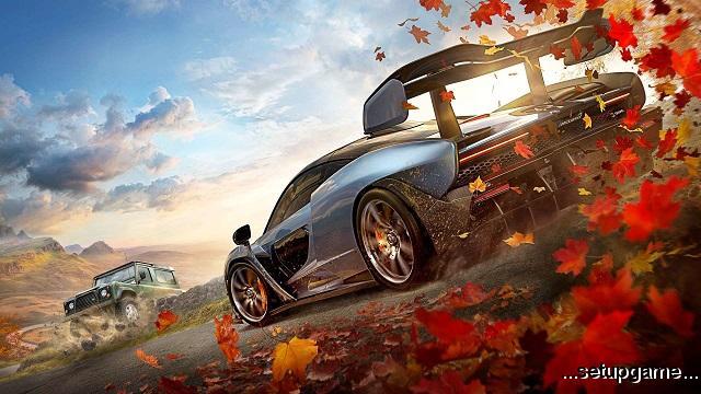 پیشنمایشی بر  Forza Horizon 4
