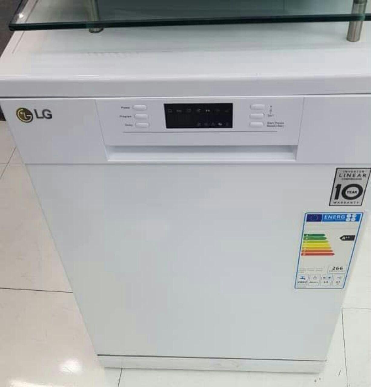 ماشین ظرفشویی الجی 14 نفره 3 طبقه