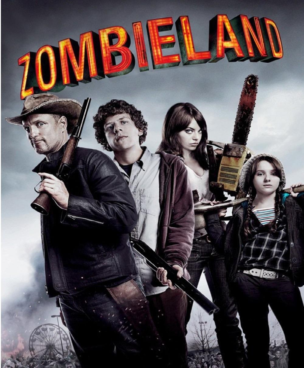 دانلوددانلود فیلم Zombieland 2009