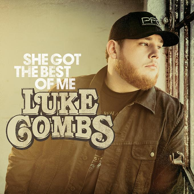 دانلود آهنگ She Got the Best of Me از Luke Combs