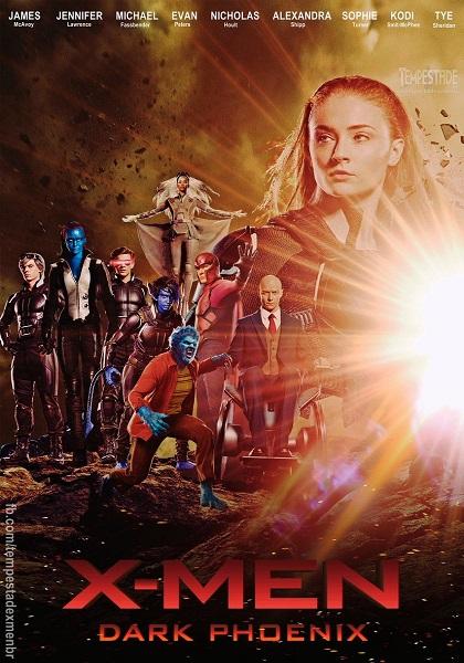 دانلود فیلم ایکس من:ققنوس تاریک X-Men: Dark Phoenix 2018