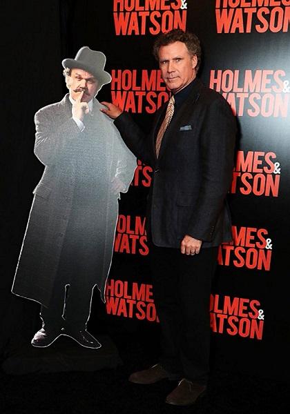 دانلود فیلم هولمز و واتسون Holmes And Watson 2018