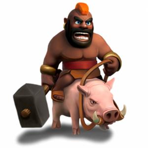 استراتژی حمله با Hog Rider گرازسوار + ویدئو