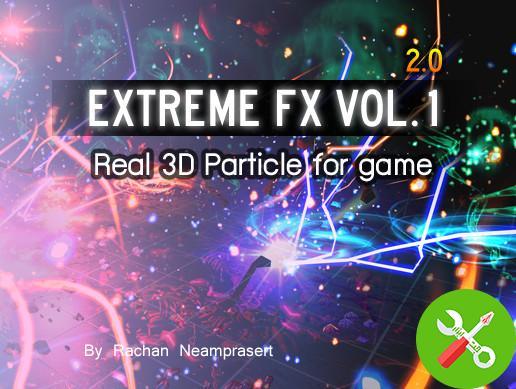 پکیج یونیتی Extreme FX Vol1 v2.1