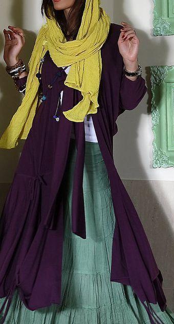 مدل مانتو شیک دخترانه ۲۰۱۸ ،