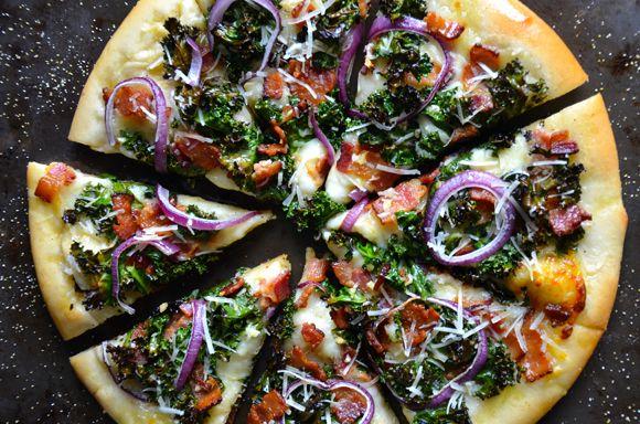 طرز تهیه پیتزا برگ کلم و گوشت