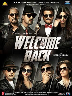 دانلود فیلم هندی Welcome Back 2015