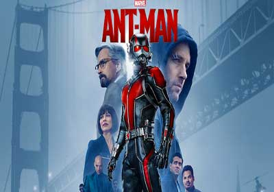 فیلم مرد مورچه ای(دوبله)-Ant-Man 2015
