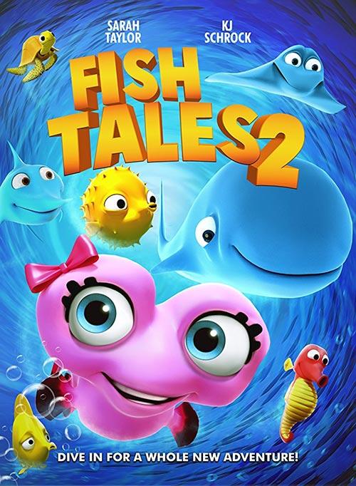 انیمیشن داستان ماهی 2