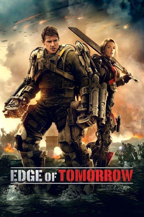 دانلود فیلم Edge of Tomorrow 2014