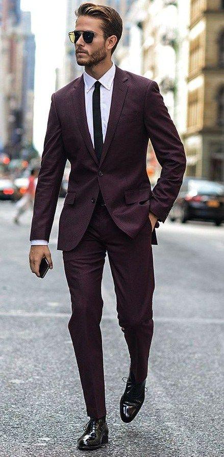 مدل کت شلوار مردانه اسپرت