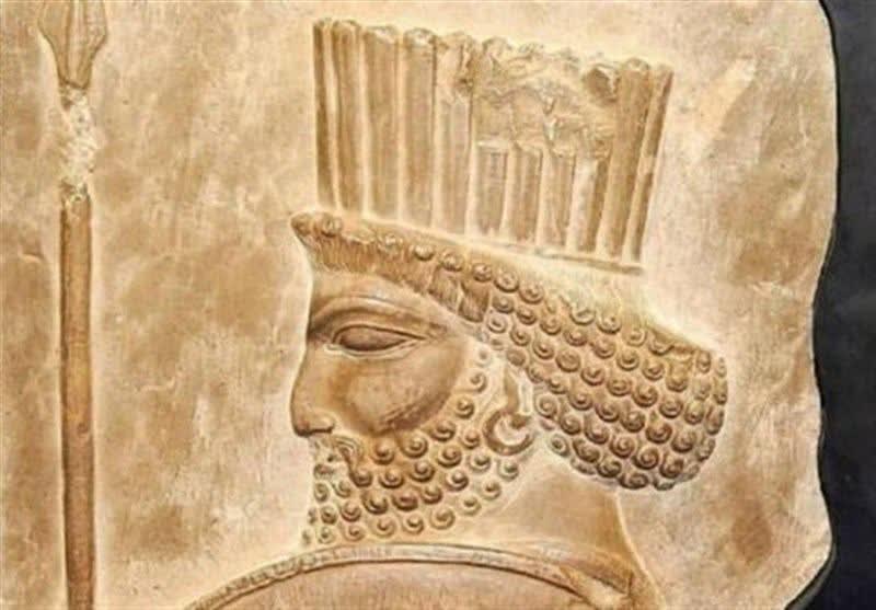 سردیس ۲۵۰۰ ساله هخامنشی در موزه ملی ایران رونمایی شد