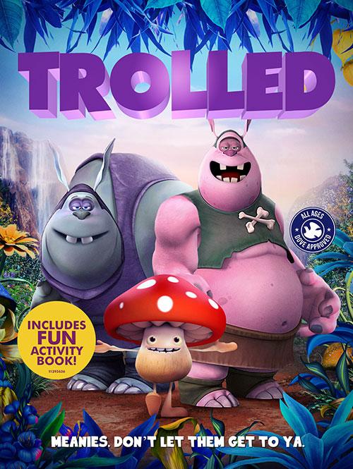 انیمیشن ترولد Trolled 2018