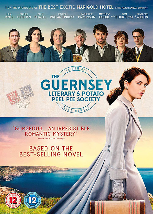 فیلم The Guernsey Literary and Potato Peel Pie Society 2018