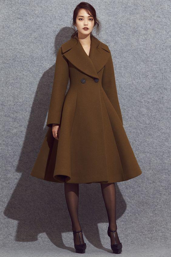 مدل پالتو دخترانه 2018
