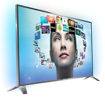 تلویزیون 4K فیلیپس 55PUS8809
