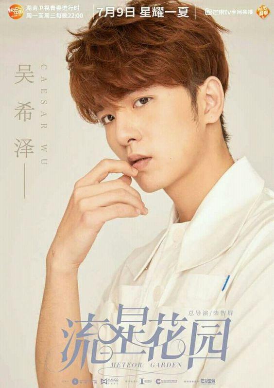 سریال چینی باغ شهاب سنگ