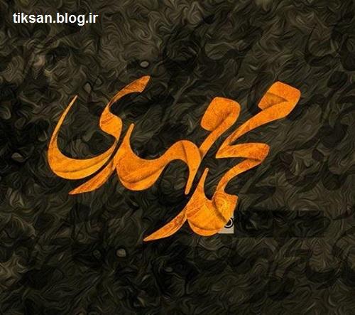 لوگوی محمدمهدی