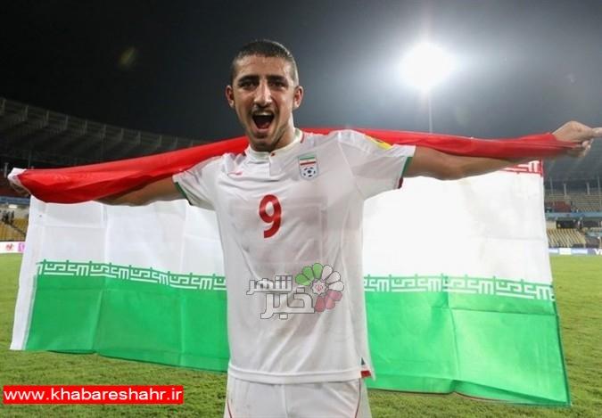 بازیکن استقلال در فهرست ۶۰ بازیکن خوشآتیه فوتبال جهان از نگاه گاردین
