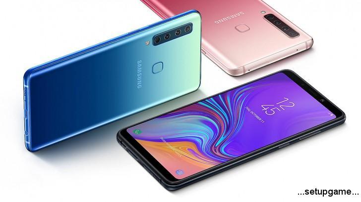 سامسونگ Galaxy A9 2018  رسماً معرفی شد؛ اولین اسمارت فون دنیا با 4 دوربین