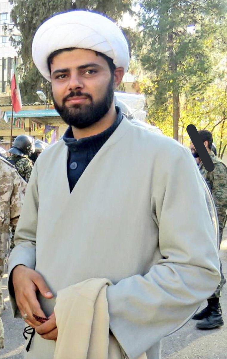 دل نوشته برای مدافع حرم شهید  فرهاد طالبی